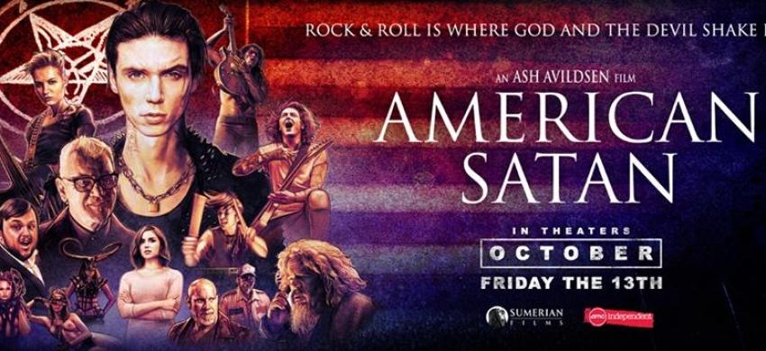 """""""American Satan"""" película protagonizada por Andy Biersack de Black Veil Brides por fin disponible en iTunes México"""