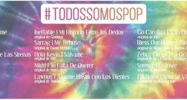 ¡Por Fin Podremos Escuchar Las Canciones De #TodosSomosPop En Vivo!