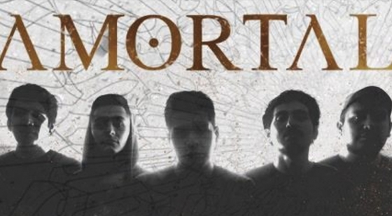 Amortal Headliner del Mes BlaqkPress.com