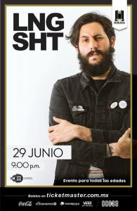 ''Sin Cuenta'' Lng/SHT en El Plaza Condesa 1