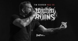 TIM GEORGEN SALE DE WITHIN THE RUINS, RELEVA STEVE TINNON 1