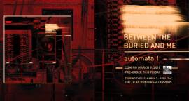 Between The Buried And Me: Estrenando Album Y Video 1