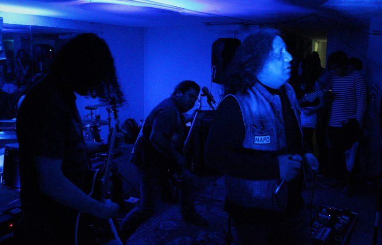 FIESTA GROTESCA: Un evento lleno de sonidos ásperos 9