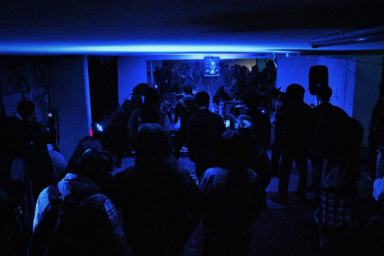 FIESTA GROTESCA: Un evento lleno de sonidos ásperos 20