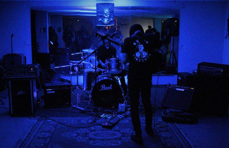 FIESTA GROTESCA: Un evento lleno de sonidos ásperos 3