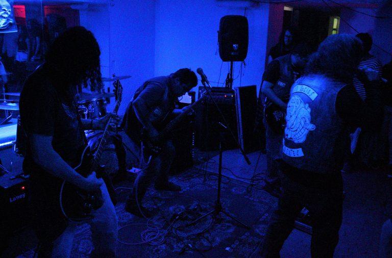 FIESTA GROTESCA: Un evento lleno de sonidos ásperos 8