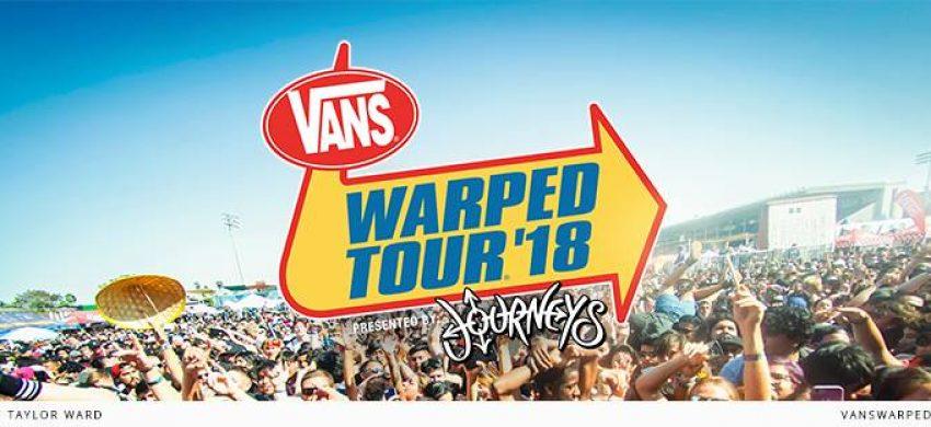 Te Traemos El Lineup Completo Del Último Vans Warped Tour