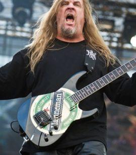 2018: 5 Años Del Fallecimiento De Jeff Hanneman