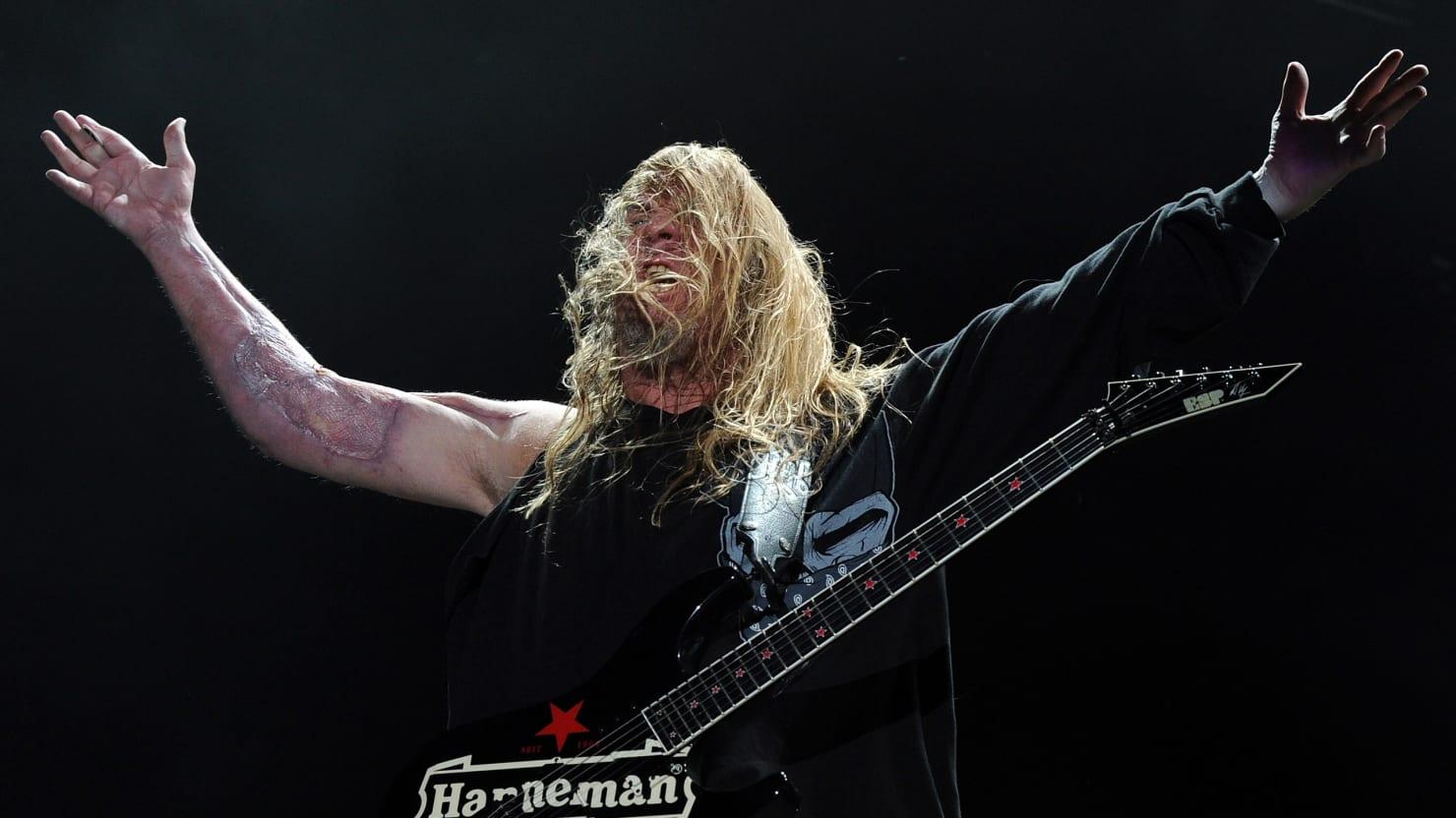 2018: 5 Años Del Fallecimiento De Jeff Hanneman 3