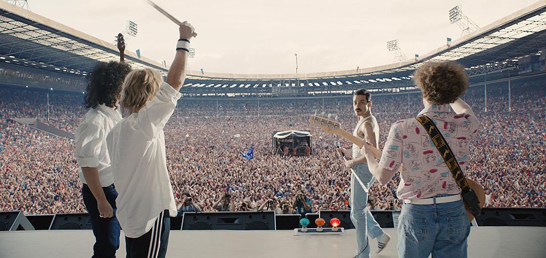 """Aquí Está El Trailer Oficial De """"Bohemian Rhapsody"""". Te Contamos Detalles Sobre La Película. 3"""