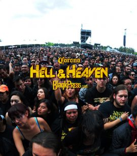 ¿Vas a ir al Hell And Heaven no has visto esto?