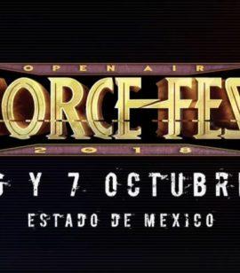 """""""El Force Festival ya no es el hermanito menor del Hell and Heaven""""."""