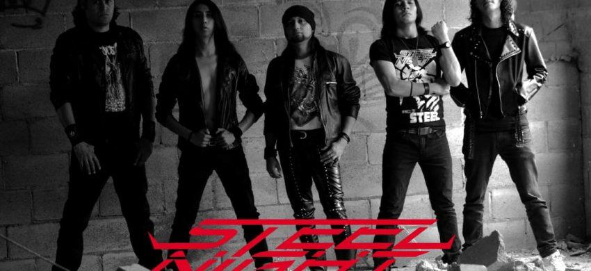 Steel Night, Representantes de México en el Wacken se Presentará en CDMX