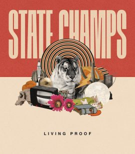 ¡Ya puedes escuchar lo nuevo de State Champs!