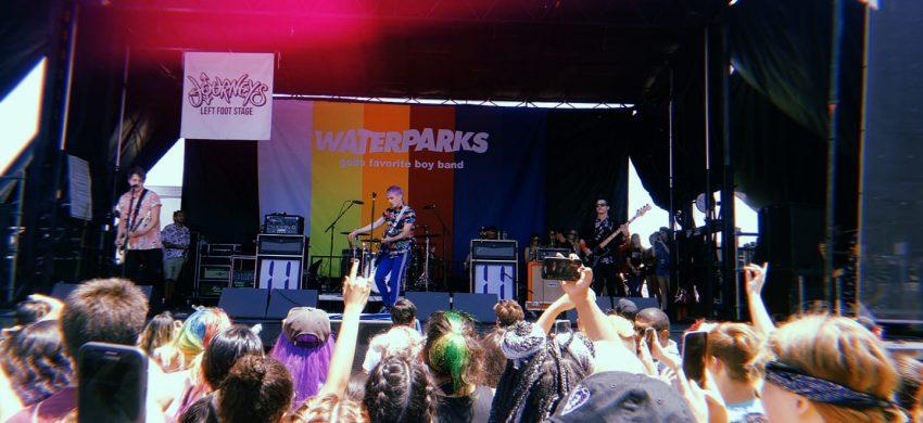 Fotos y reseña de la última edición del Fans Warped Tour 1