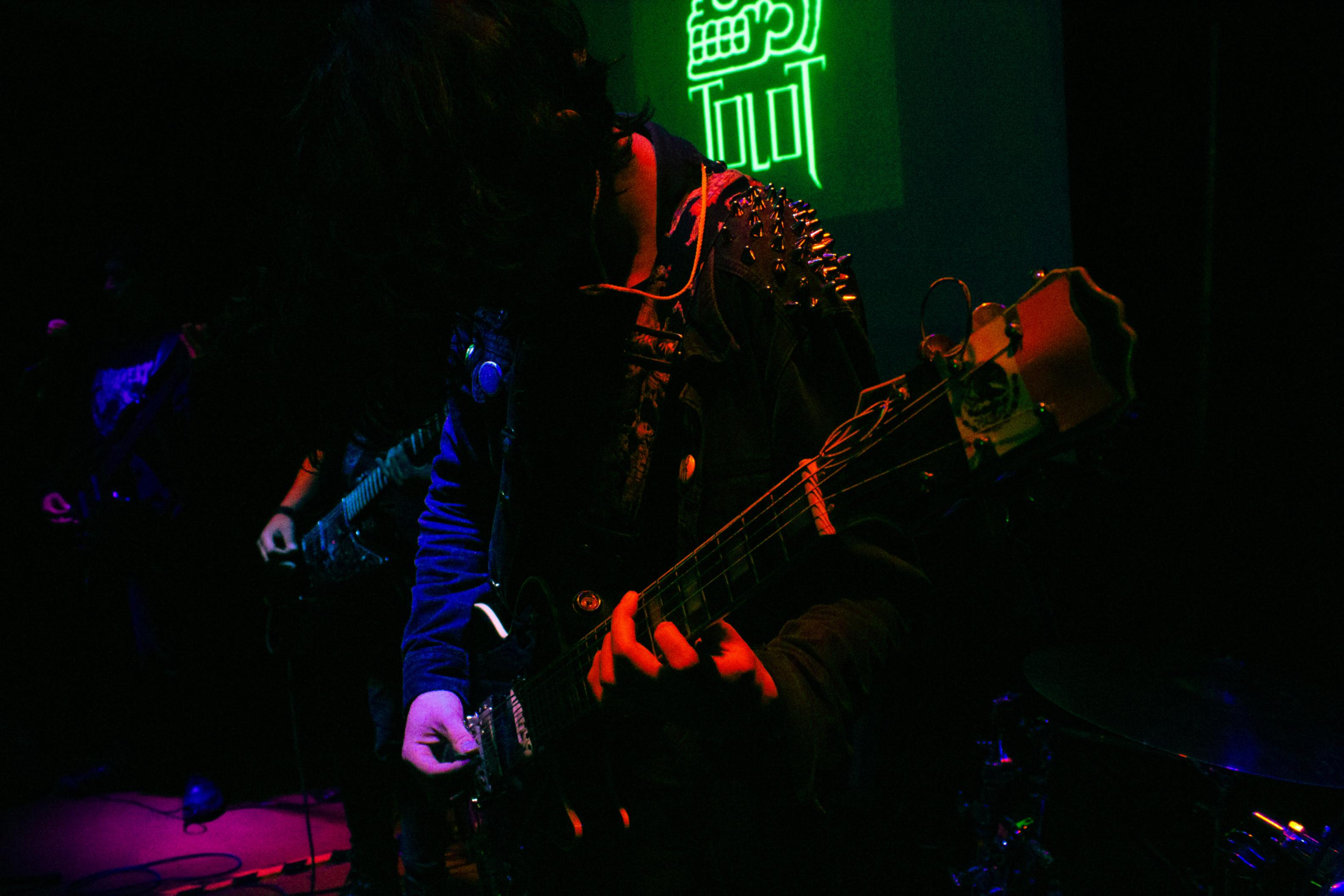 """CARNERO NEGRO Y SU TOUR """"EGOÍSMO Y DEVOCIÓN"""" 9"""