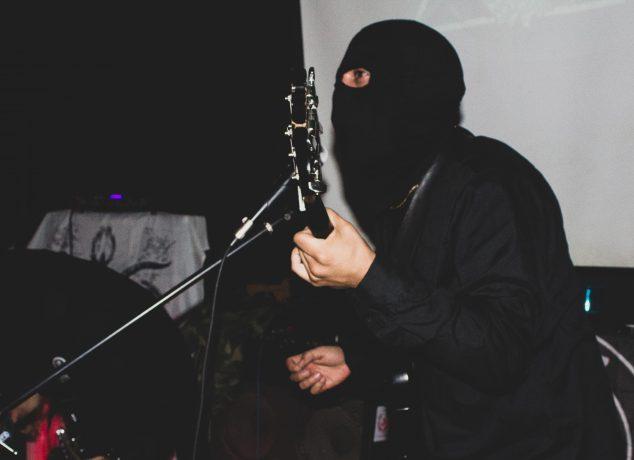 """CARNERO NEGRO Y SU TOUR """"EGOÍSMO Y DEVOCIÓN"""" 8"""